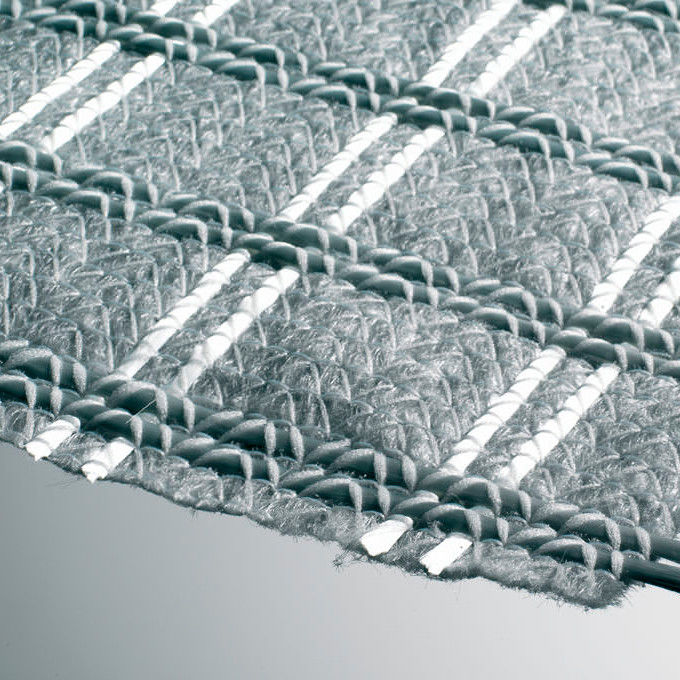 Geocomposite Combogrid Glass Filament Geogrid