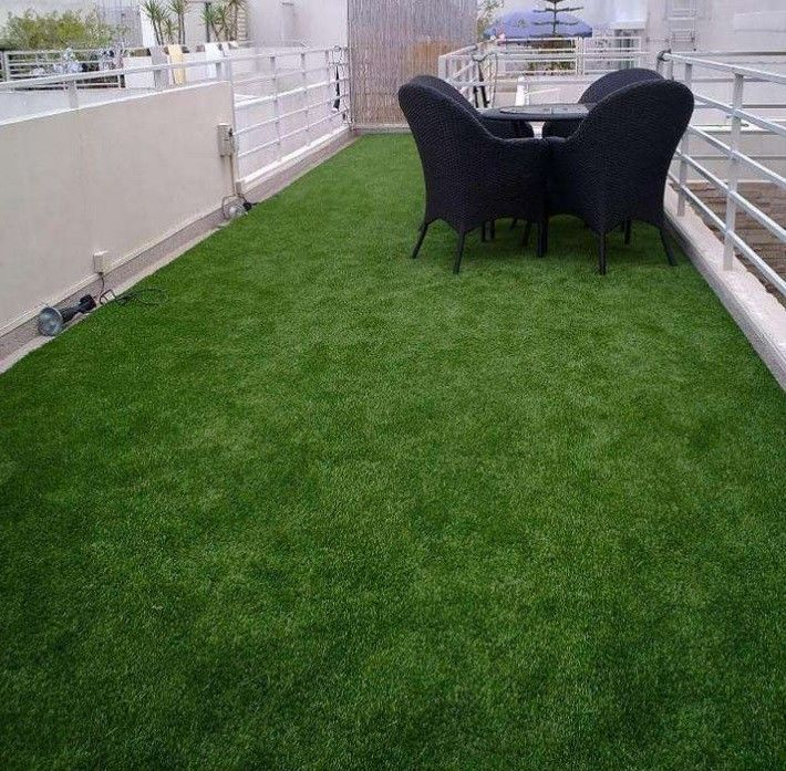 25mm Synthetic Carpet Tiles
